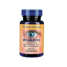 Higher Nature Visualeyes 90 Capsules