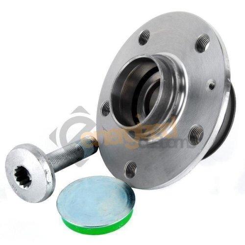 Vw Golf Mk7 2012-2015 Rear Hub Wheel Bearing Kit Inc Abs Ring