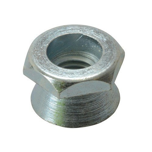Forge 10SHNT8 Shear Nut Zinc Plated M8 Bag of 10