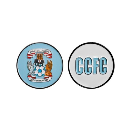 Coventry City FC Ball Marker