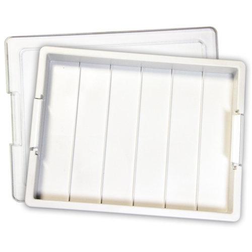 """Elizabeth Ward's Bead Storage Tray 13.75""""X10.5""""X2""""-"""