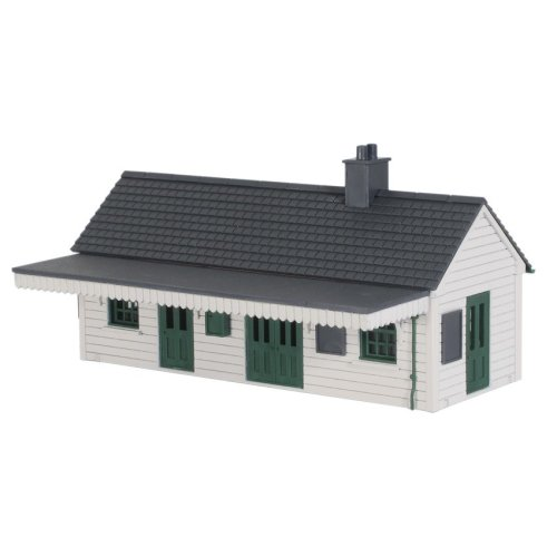 Wooden Station - OO/HO lineside kit – Peco LK-200 - free post