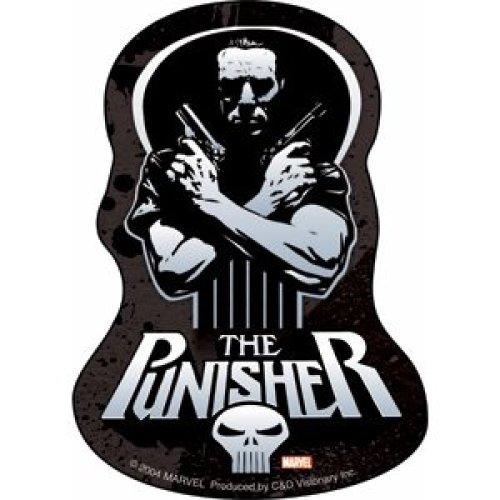 Sticker - Marvel - Punisher - Guns Logo New Toys s-3306