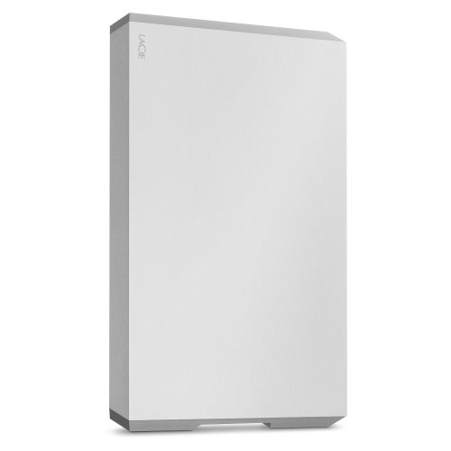 LaCie STHG2000400 2TB Mobile Drive - Moon Silver STHG2000400