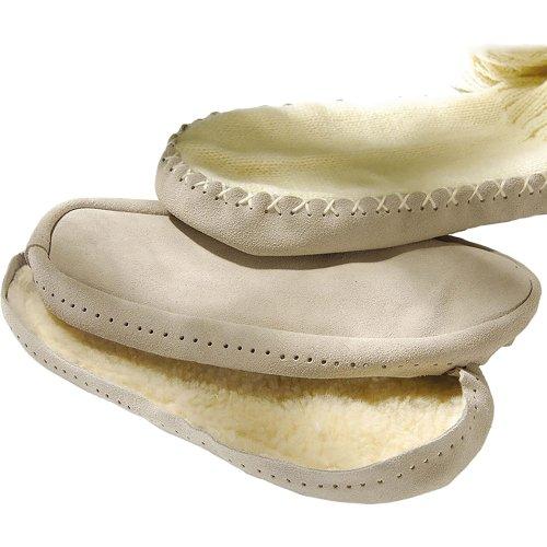 Bergere De France Slipper Soles-Women's Size 8/10
