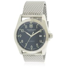 Swiss Army Victorinox Swiss Military Infantry Mechanical Stainless Steel Mens Watch 241587