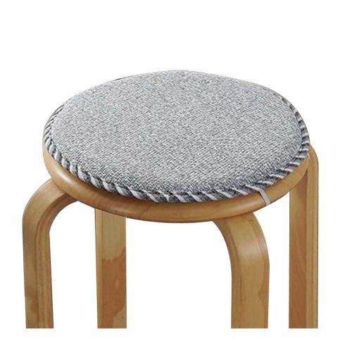 [J] Soft Round Stool Cover Bar Stool Seat Pad