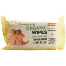 Beaming Baby Certified Organic Baby Wipes 72's