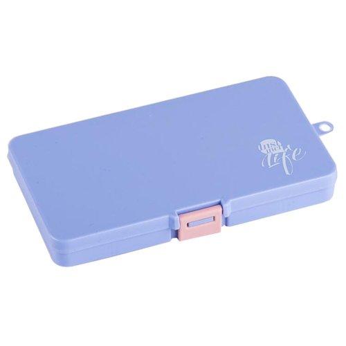 Rectangle Pocket/Purse/Travel Pill Box Case