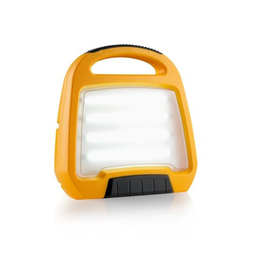 Defender LED Rechargeable Battery Floor Carry Floodlight