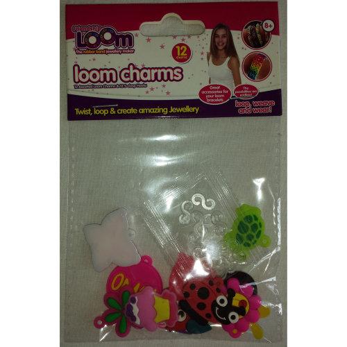 Friendship Loom Charms