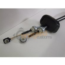 Renault Trafic 2001-2014 Twin Gear Change Control Linkages Cables
