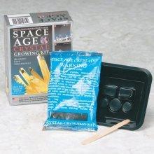 Space Age Crystals: Mini Series: Citrine Crystal Grow Kit