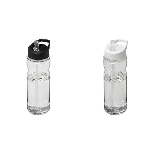 H2O Base Tritan 650ml Spout Lid Sport Bottle