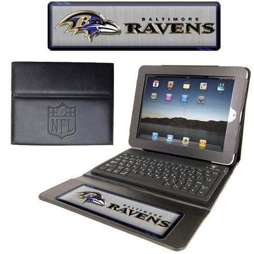 Baltimore Ravens Executive iPad Case with Keyboard