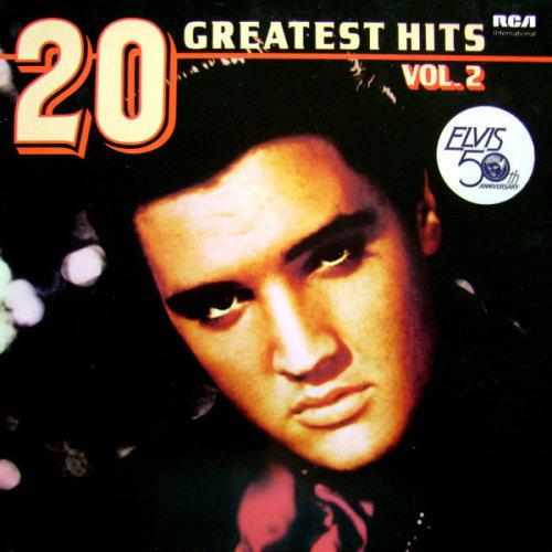 Elvis Presley :20 Greatest Hits Vol.2 [Audio Cassette] Elvis Presley