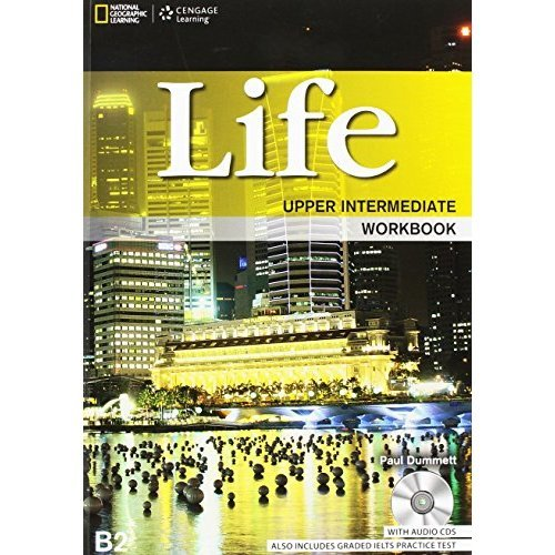 Life Upper Intermediate: Workbook with Key and Audio CD