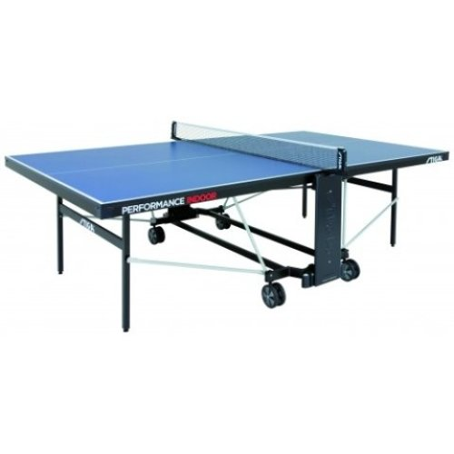 Stiga Table Tennis Table Performance CS Indoor Blue with a 19nn Top