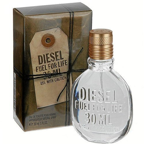 Diesel Fuel For Life EDT 30ml Spray