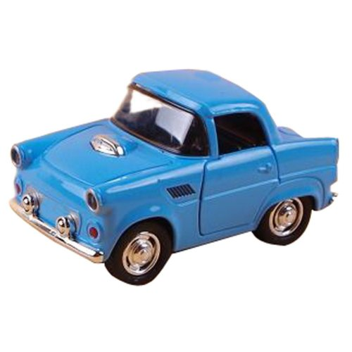 Children's Toys Mini Metal Car Model The Simulation Of Car Toy Blue
