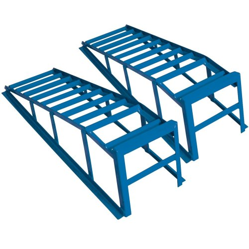 Cartrend 50156 Access ramp kit, extra sturdy and wide, load 2 tons per each pair, tire distance up to 225 mm