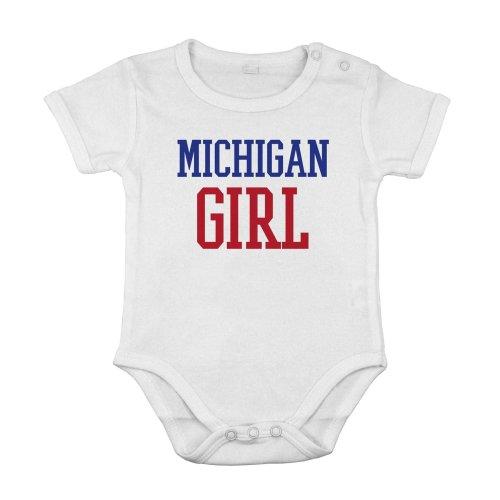 Baby Short michigan girl usa state