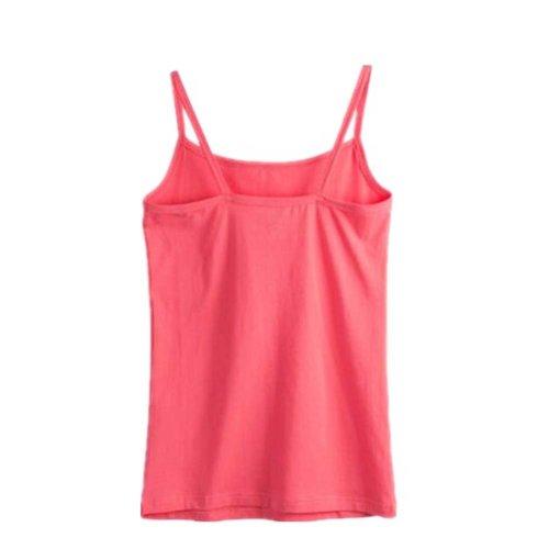 Sexy Fashion Women's Camisole Soft Vest Skinny Tank Top, #5