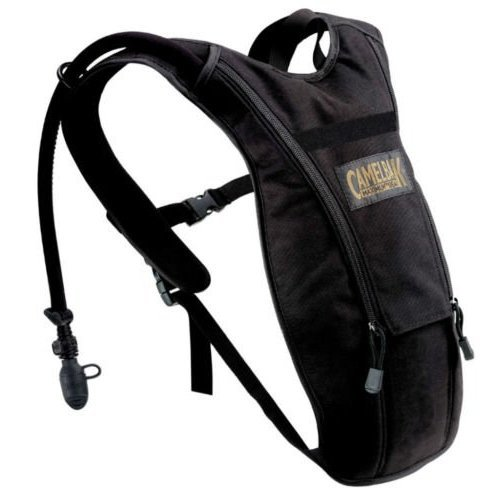 Camelbak Stealth 70 oz/2.1L Hydration Pack Black 76000