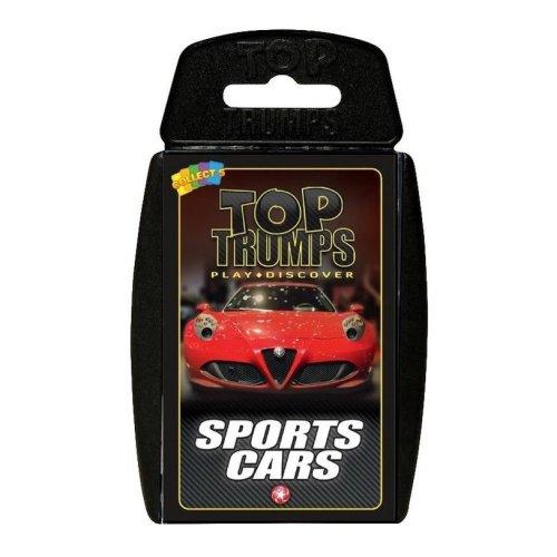 Sports Cars Top Trumps Classics