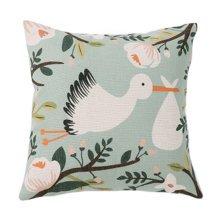 """17.7""""x17.7"""" Comfortable Throw Pillow Soft Pillow Sofa Cushion Back Cushion, J"""