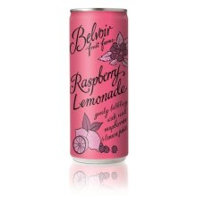 Belvoir Raspberry Lemonade Can 250ml