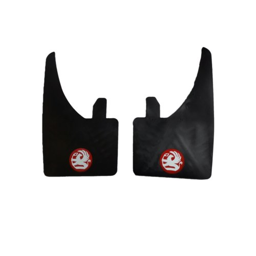 Pair Universal Ford Mudflaps Fits Vauxhall Cars Corsa Vectra Cavalier