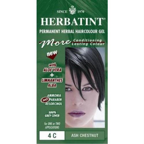 Herbatint Light Golden Chestnut Ammonia Free Hair Colour 5d 150ml