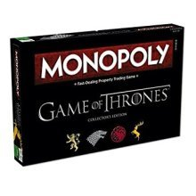 Game of Thrones Monopoly Family Board Game Brand New Sealed