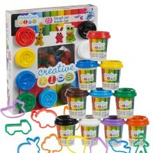 22PC  Play Fun Dough Set For Kids