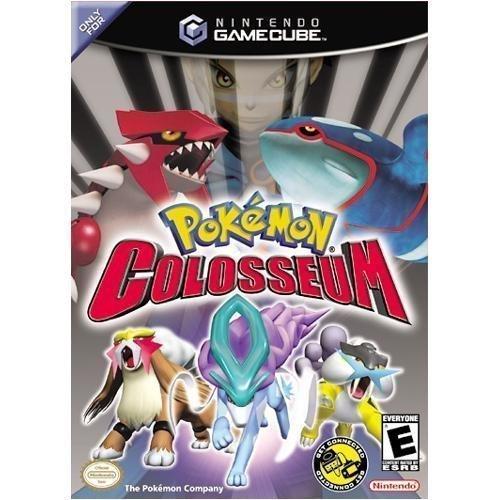 Pokémon Colosseum (With Free 59 Slot Memory Card) (GameCube)