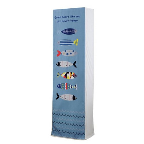 Cleaning Dust Cloths Anti Dust Cloth Air Conditioner Cover Colorful Fish