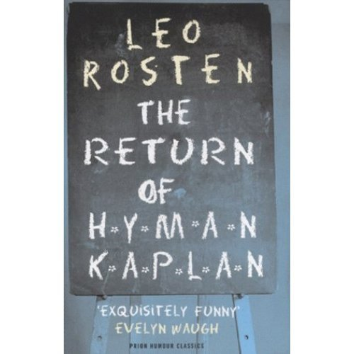 The Return of Hyman Kaplan (Prion Humour Classics)