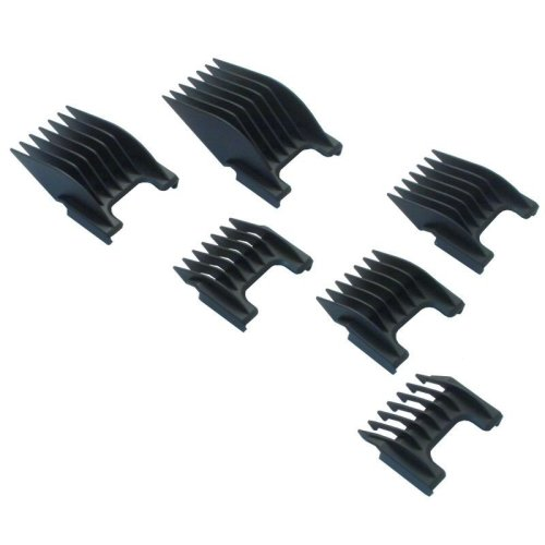 WAHL Pack of 6 Combs (Bellisima, EasyStyle..) 1854 1871