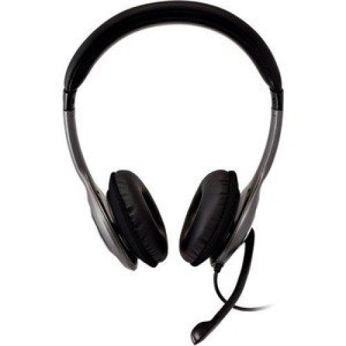 V7 HU521-2EP Wired 40 Mm Stereo Headset Over-The-Head On-Ear Circumaural Bl HU521-2EP
