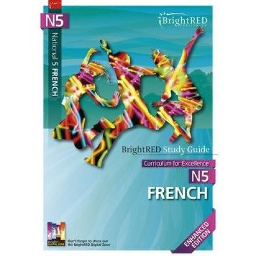 Brightred Study Guide N5 French