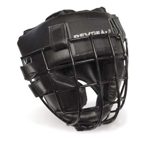 Revgear Headgear with Face Cage (XX-Large)