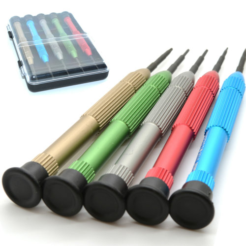 5 in 1 Box Pro Repair Open Tools Set Precision Screwdrivers Kits for iPhone 4,5