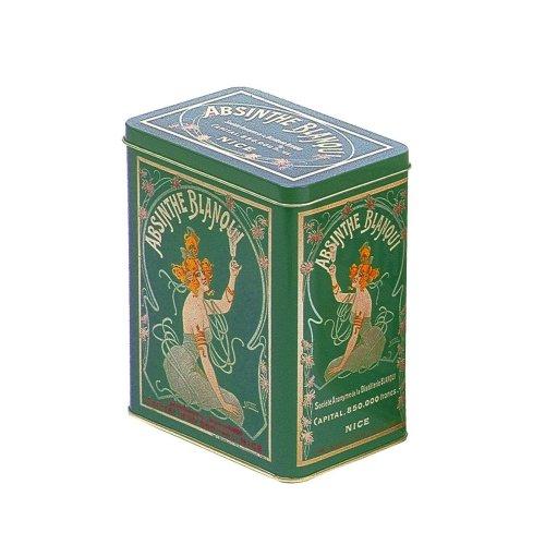 French Classics Absinthe Metal Box