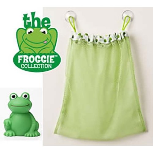 Tidy Tub Toy Bag Froggie Collection