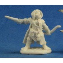 Reaper Bones Woody Stumpwimple, Halfling Ranger