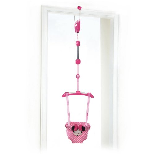 Bright Starts Disney Baby Minnie Mouse Door Jumper