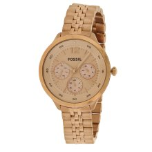 Fossil The Editor Rose Gold-Tone Ladies Watch ES3241