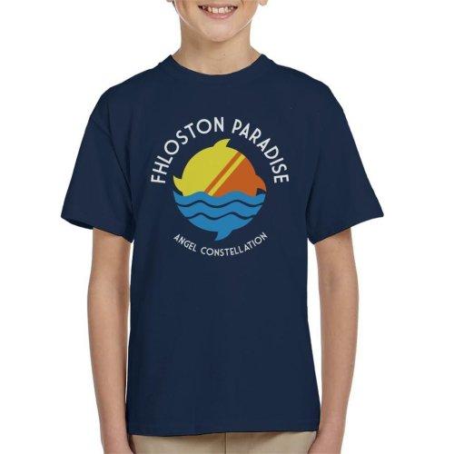 Fhloston Paradise Fifth Element Kid's T-Shirt