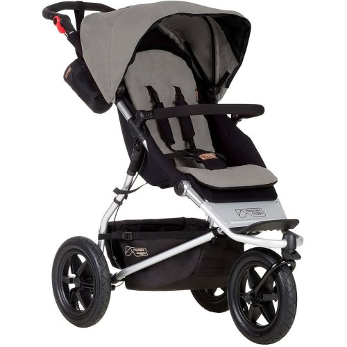Mountain Buggy Urban Jungle Buggy Silver